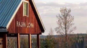 Главное здание в Финляндии