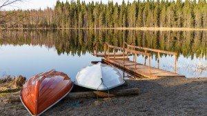 Прокат Лодок в Финляндии