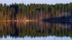 Наше Озеро в Финляндии